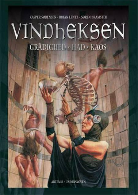 Vindheksen af Brian Lentz, Søren Bramsted og Kasper Sørensen