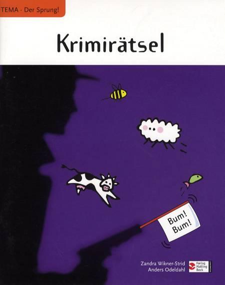 Krimirätsel af Zandra Wikner-Strid og Anders Odeldahl