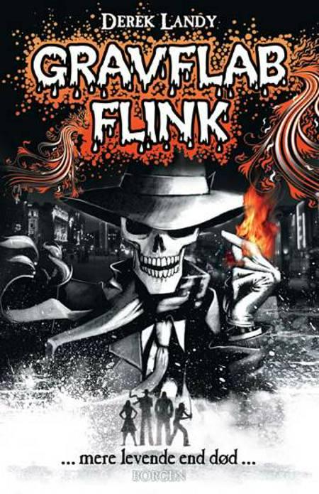 Gravflab Flink af Derek Landy