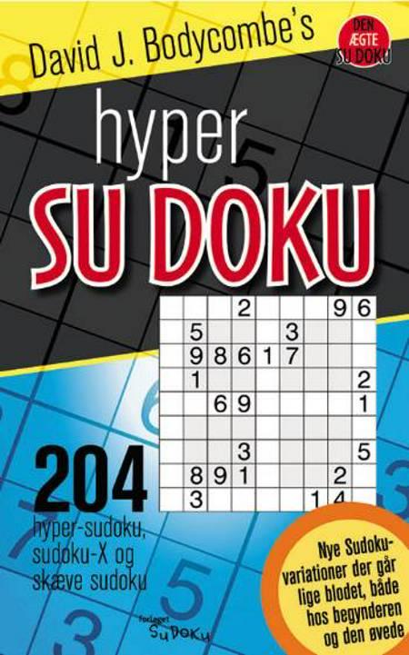Bodycombes Hyper sudoku