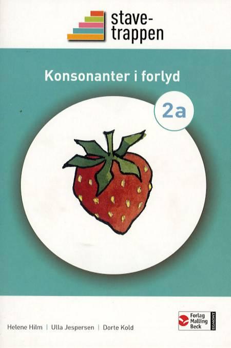 Stavetrappen 2 Konsonanter i forlyd af Dorte Kold, Helene Hilm og Ulla Jespersen