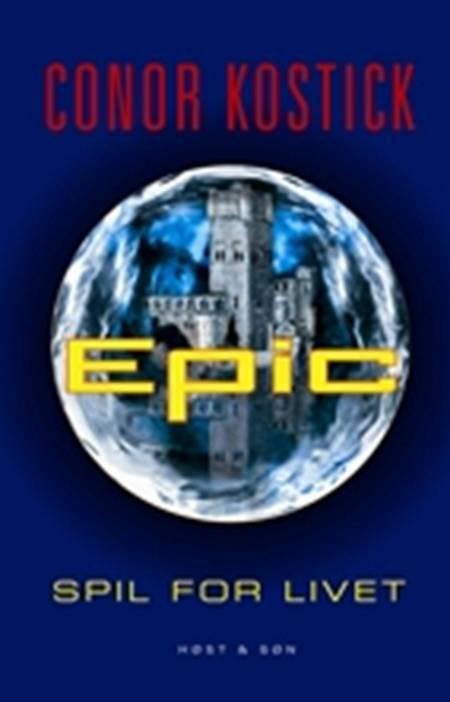 Epic af Conor Kostick