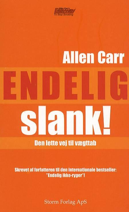 Endelig slank af Allen Carr
