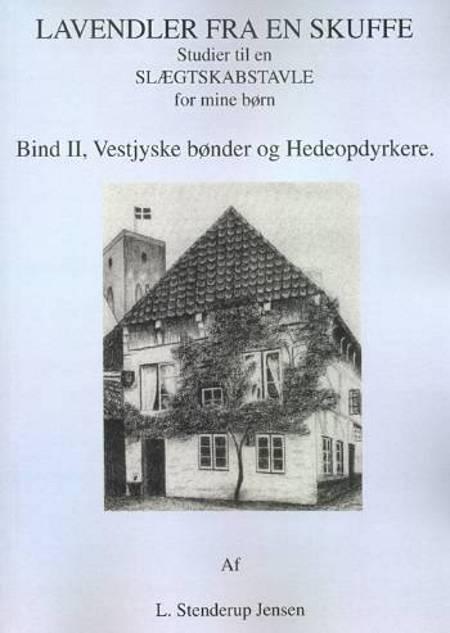 Lavendler fra en skuffe af L. Stenderup Jensen