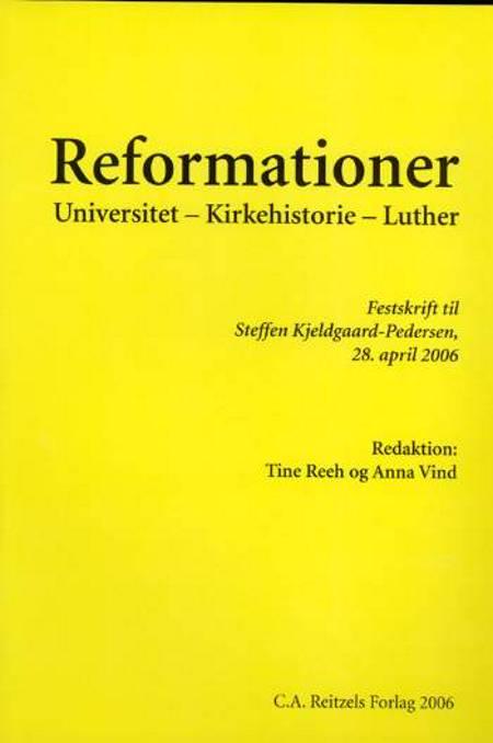 Reformationer