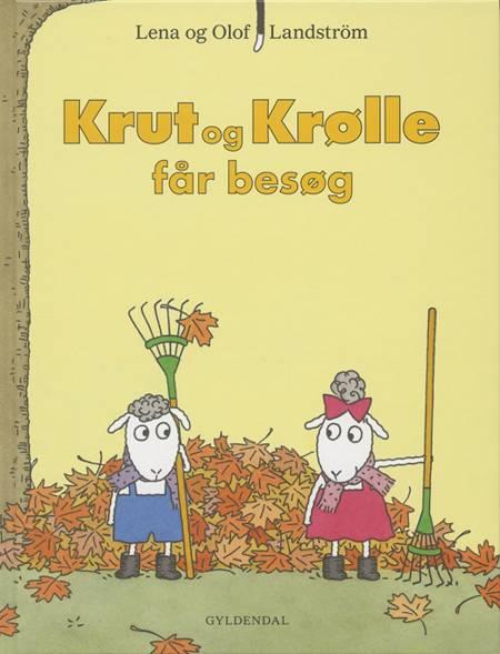 Krut og Krølle får besøg af Olof Landström og Lena Landström