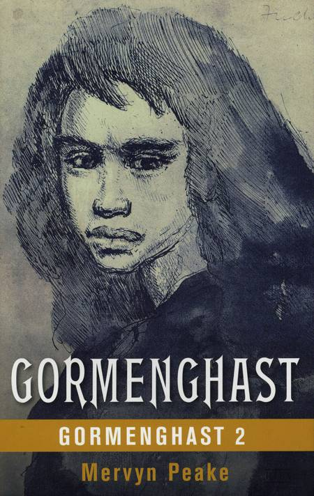 Gormenghast af Mervyn Peake
