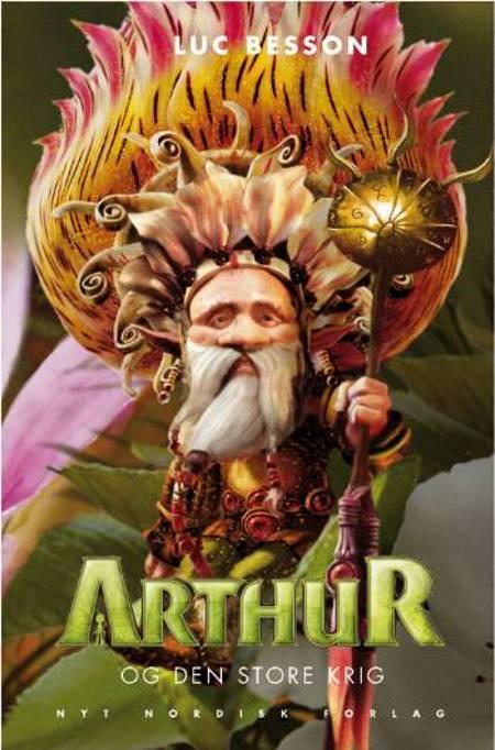 Arthur og den store krig af Luc Besson