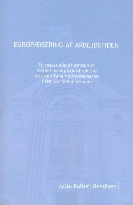 Ph.D.-afhandling af Jytte Kaltoft Bendixen