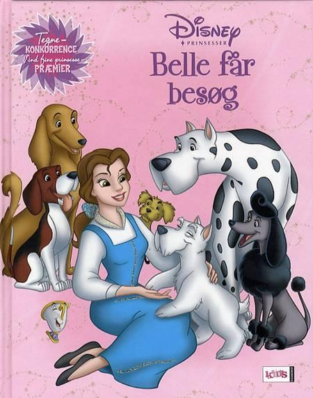Belle får besøg af Susan Marenco