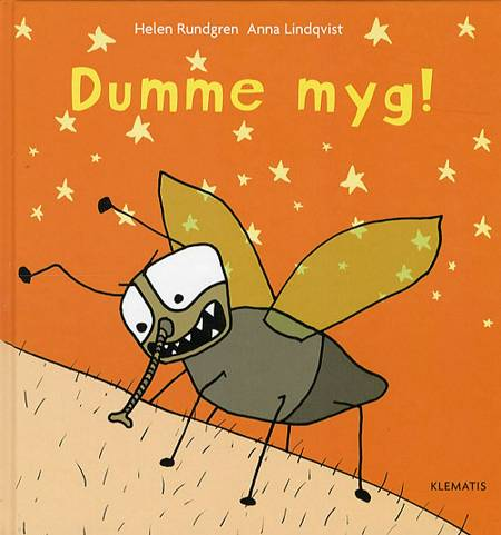 Dumme myg! af Helen Rundgren