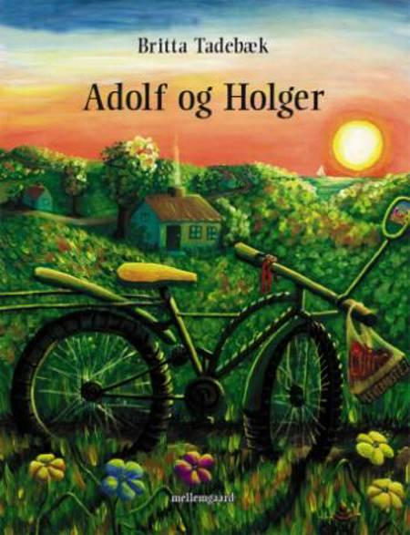 Adolf og Holger af Britta Tadebæk