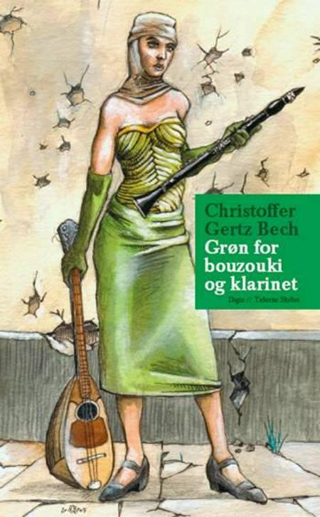 Grøn for bouzouki og klarinet af Christoffer Gertz Bech