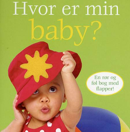 Hvor er min baby? af Dawn Sirett