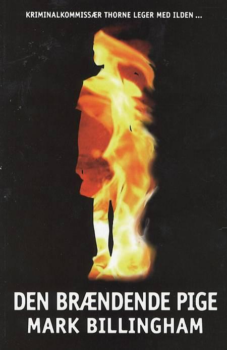 Den brændende pige af Mark Billingham