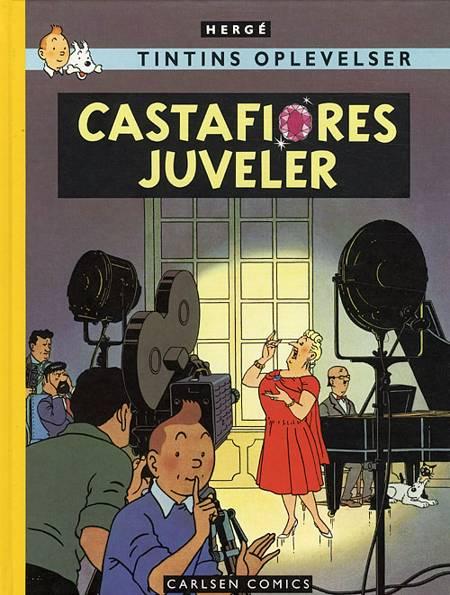 Castafiores juveler af Hergé