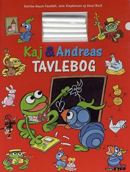 Kaj & Andreas tavlebog af Katrine Hauch-Fausbøll og Julie Stephensen