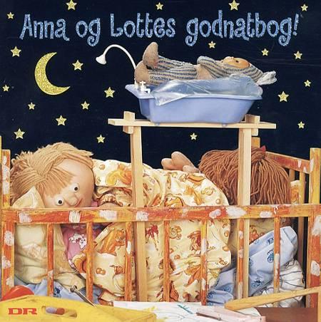 Anna og Lottes godnatbog med glimmer