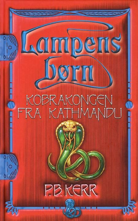 Kobrakongen fra Kathmandu af Philip Kerr