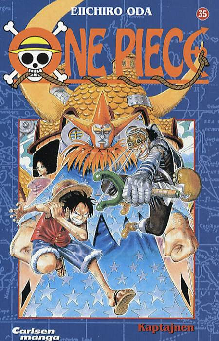 Kaptajnen af Eiichiro Oda
