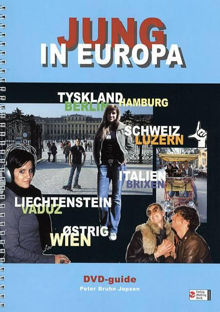 Jung in Europa af Peter Bruhn Jepsen