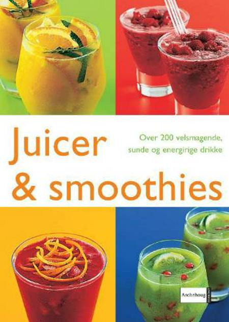 Juicer og smoothies