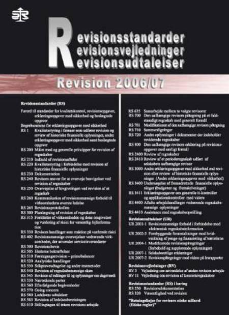Revision af Foreningen af Statsautoriserede Revisorer