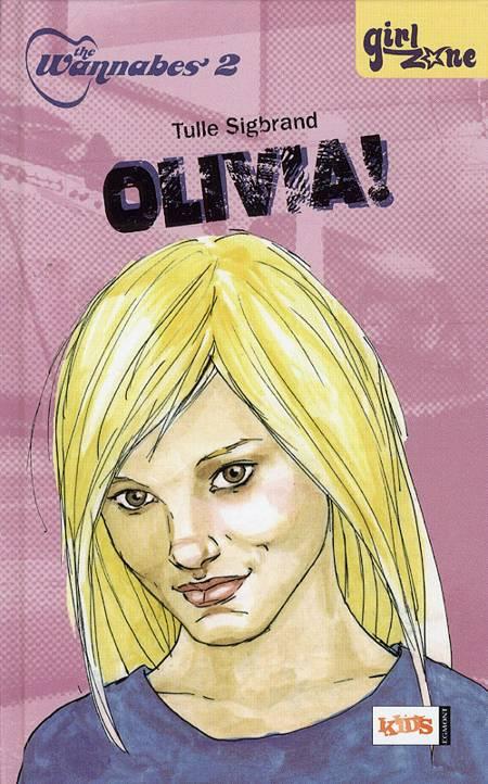 Olivia af Tulle Sigbrand