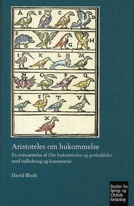 Aristoteles om hukommelse af David Bloch