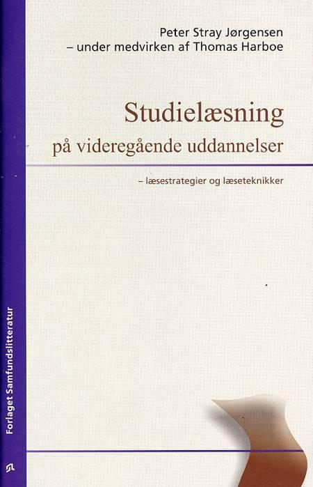 Studielæsning på videregående uddannelser af Peter Stray Jørgensen