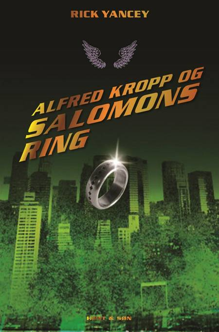 Alfred Kropp og Salomons ring af Rick Yancey
