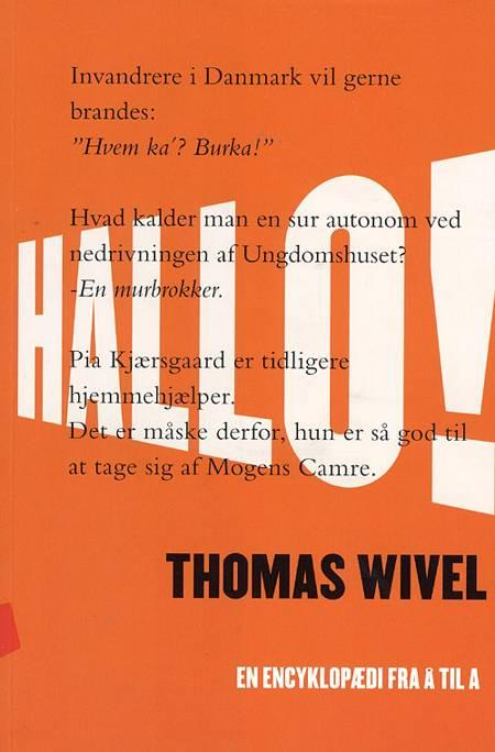 Hallo! af Thomas Wivel