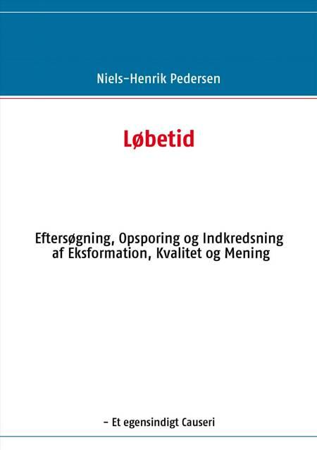 Løbetid af Niels-Henrik Pedersen
