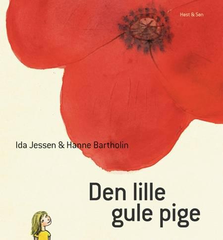 Den lille gule pige af Ida Jessen og Hanne Bartholin