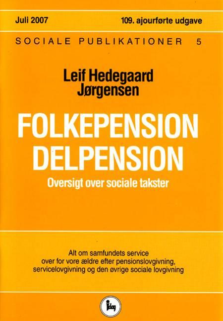 Folkepension, delpension af Leif Hedegaard Jørgensen