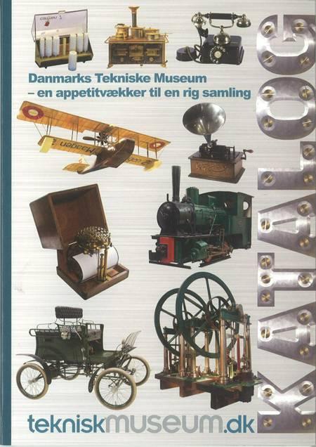 Danmarks Tekniske Museum af Louise Karlskov Skyggebjerg