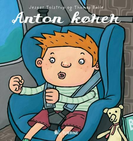 Anton kører af Jesper Tolstrup