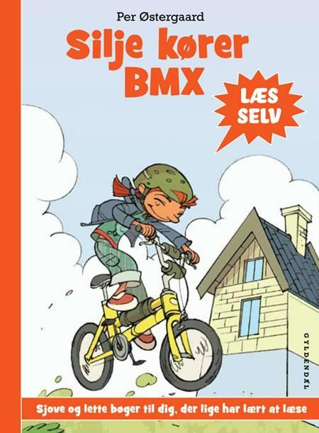Silje kører BMX af Per Østergaard