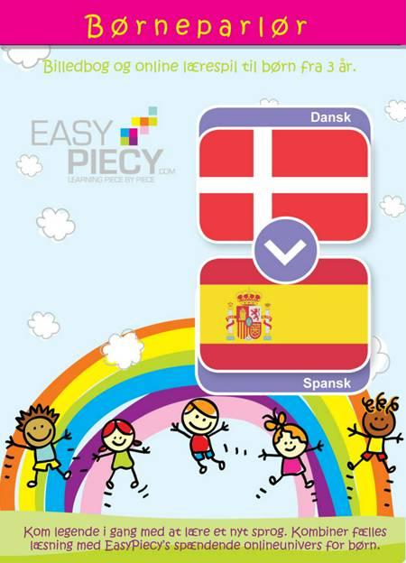 Børneparlør Dansk til Spansk