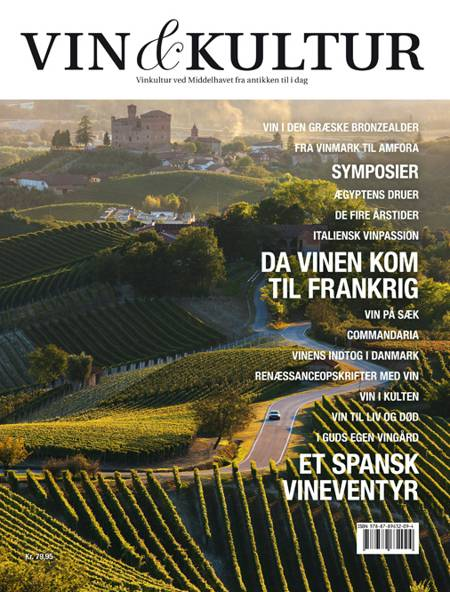 Vin & kultur af Louise Mejer