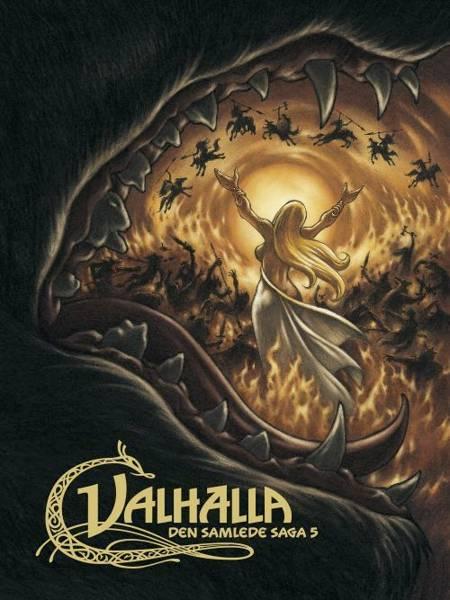 Valhalla: Den samlede saga 5 af Peter Madsen og Henning Kure