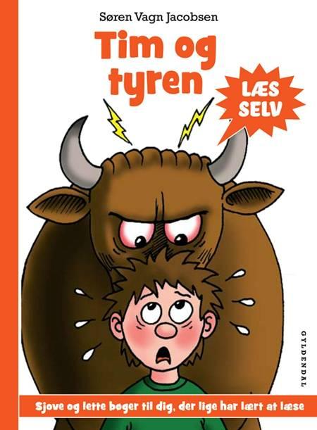 Tim og tyren af Søren Vagn Jacobsen