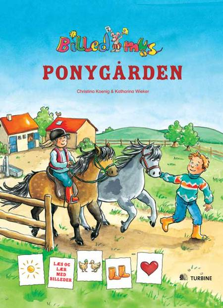 Ponygården af Christina Koenig