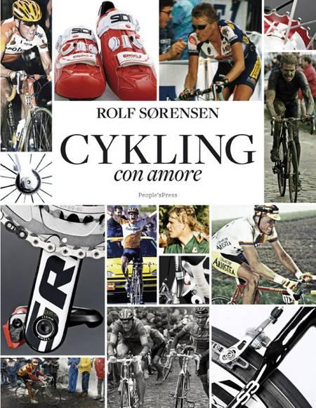 Cykling con amore af Rolf Sørensen og Jan Løfberg