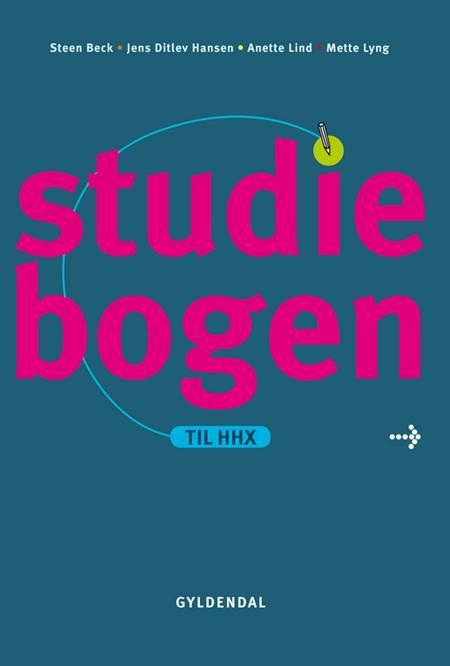Studiebogen til HHX af Steen Beck, Jens Ditlev Hansen og Mette Lyng m.fl.