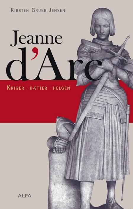 Jeanne d'Arc af Kirsten Grubb Jensen