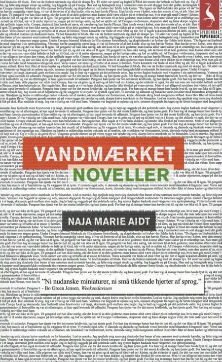 Vandmærket af Naja Marie Aidt