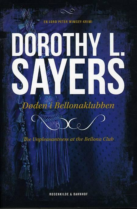 Døden i Bellonaklubben af Dorothy L. Sayers