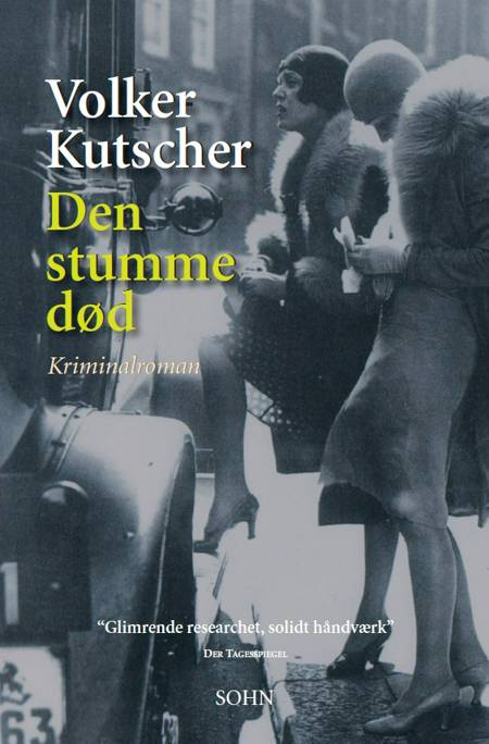 Den stumme død af Volker Kutscher