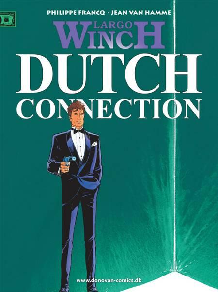 Dutch Connection af Jean van Hamme